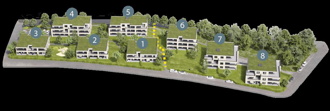 Bauphasen Wohntraum Glockenziel 3